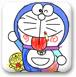 机器猫水彩画4