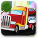 大卡车拖小轿车