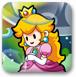 马里奥找公主