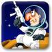 宇航员大战机器人