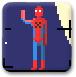 给蜘蛛侠照相