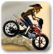 沙漠特技摩托车