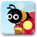 小蜜蜂接蜂蜜