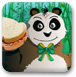 熊猫也爱三明治