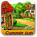 夏天的村庄找不同