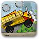 生锈的大卡车
