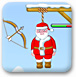弓箭手救小人圣诞版