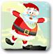 飞天圣诞老人