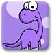紫色恐龙蛋