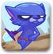 钢刀忍者猫