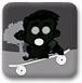 黑小子滑板挑战