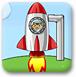 怪猫火箭升空