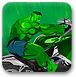 绿巨人狂暴摩托车