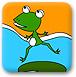 我和青蛙跳荷叶