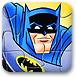 蝙蝠侠帅气拼图