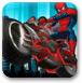 蜘蛛侠超级摩托
