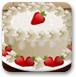 奶油椰子蛋糕