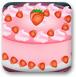 夏季草莓蛋糕