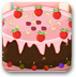 布朗尼果仁蛋糕