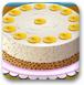香蕉奶油蛋糕