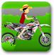 路飞驾驶摩托