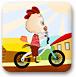 农场小鸡自行车