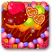 可爱桃心蛋糕
