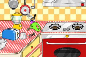 【露娜怒放式厨房】露娜怒放式厨房攻略