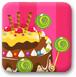 婴儿蛋糕装饰