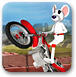 小白鼠骑摩托2
