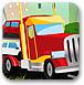 大卡车拖小轿车2