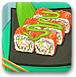 加州鱼子酱寿司