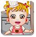 可爱宝贝厨房装
