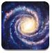 隐藏的恒星星系