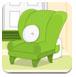 逃离鲜绿色卧室
