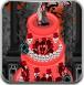 哥特的婚礼蛋糕