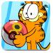加菲猫投掷精灵球