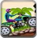 极限山地摩托车