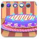 山莓芝士蛋糕
