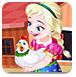 安娜爱养鸡