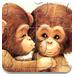 猴宝宝拼图