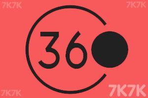 360度贪吃豆