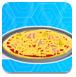 安娜制作特殊披萨
