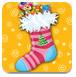 圣诞节袜子装扮