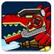 救援消防恐龙