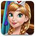 迪士尼公主万圣节布置