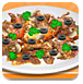 烹饪咖喱炒蟹