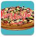 跨年夜披萨