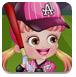 可爱宝贝打棒球