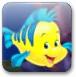 小比目鱼的海底探险
